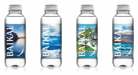 Глубинная байкальская вода BAIKAL430