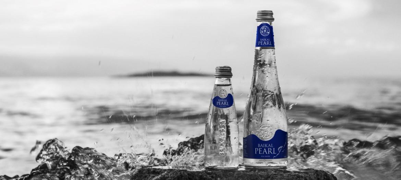 Природная вода Жемчужина Байкала