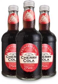 Лимонад Фентиманс «Вишнёвая кола» (Fentimans Cherry Cola) 0,275 литра