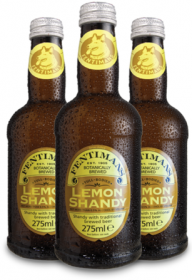 Лимонад Фентиманс «Шанди» (Fentimans Lemon Shandy) 0,275 литра