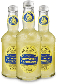 Лимонад Фентиманс «Викторианский» (Fentimans Victorian Lemonade) 0,275 литра