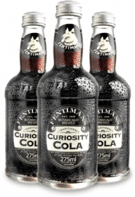 Лимонад Фентиманс «Кола» (Fentimans Curiosity Cola) 0,275 литра