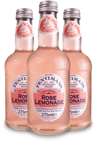 Лимонад Фентиманс «Роза» (Fentimans Rose Lemonade), стекло 0,275 литра
