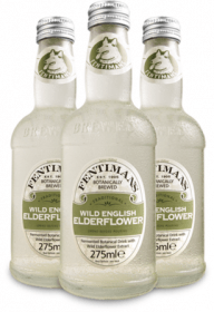 Лимонад Фентиманс «Бузина» (Fentimans Wild English Elderflower) 0,275 литра