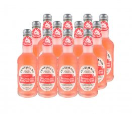 Лимонад Фентиманс «Игристая малина» (Fentimans Sparkling Raspberry) 0,275 литра